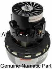 MOTOR FOR NUMATIC GEORGE GVE370 WET & DRY HOOVER VAC GENUINE PART 205424
