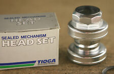 "Vintage NOS NEW NIB Tioga Sealed Mechanism old school BMX 1"" headset KM-2AL"