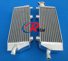 Aluminum Radiator for KTM 250/450/505 SX-F/SXF 2007 2008 2009 2010 2011 08 08 09
