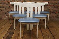SEDIE da pranzo 6x SPACE-AGE DESIGNER sedia set vintage 60s dining chairs SEDIE