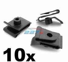 10x Wheel Arch Clips for Wheel arch Lining / Splashguard on Mazda MX-5 Miata