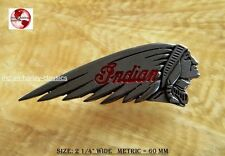 INDIAN MOTORCYCLE WARBONNET CHIEF VEST LAPEL PIN BADGE SCOUT V2 FOUR ROADMASTER
