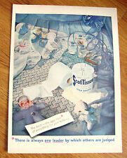 1952 Scot Toilet Tissue Ad The Very best for your Baby