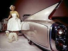 1960 Cadillac Rear Tail Fin  Press Photo 5 x 7