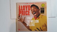 LLOYD PRICE - Sings the Million Sellers NEW/SEALED 180gr + MP3 R&B Soul Funk