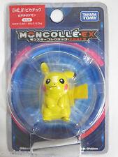 Figurine Pokemon TAKARA TOMY MONCOLLE EX NEW EDITION Pikachu EMC 01 Neuve