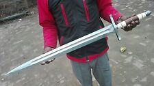 SSM! 1919 Custom Hand Made Carbon Top Steel Hunting Sword