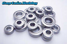 Ball Bearing Set For Tamiya 1/14 3-Axle Semi-Trailer 56319/56326/56330 cap12pcs