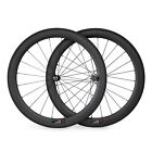 Straight Pull Carbon Clincher Wheels 700C 50mm Carbon Road Bike Bicycle Wheelset