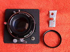 PROFESSIONAL TOPCOR  105mm 3.5 WITH CAM FILTER FOR HORSEMAN VH-R SEIKO SLV AS IS