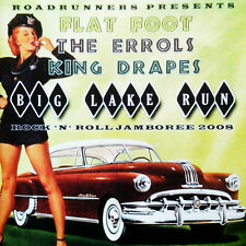 ROCKABILLY CD - Big Lake Run Rock 'n' Roll Jamboree 2008 CD Rock 'n' Roll - NEW