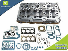 "New Kubota D950 ""Complete"" Diesel Cylinder Head & Full Gasket Set"