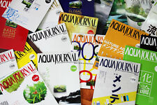 Nature Aquarium magazine Aqua Journal ADA, SUIKEI, DO!AQUA,the whole collection