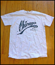 XL Extra Large White T-Shirt Commemorating 100 years/Wrigley Field Chicago Cubs