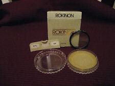 ROKINON UV CAMERA FILTER 46 MM