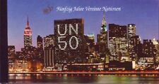 UNO Wien postfrisch 1995 Markenheft  MiNr.  0-1  50 Jahre Vereinte Nationen