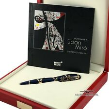 Montblanc Joan Miro Limited Edition Fountain Pen #68/76