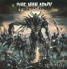 Grim Tales * by One Man Army and the Undead Quartet (CD, Feb-2009, Scarecreow)