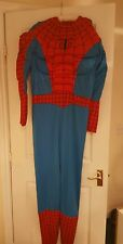 mens spiderman costume size 42