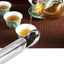 Edelstahl Tea Teesieb Tee Sieb Tea Infuser Tea Strainers Sieb-Filter Neu
