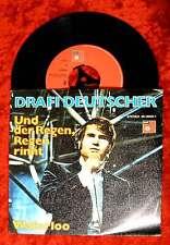Single Drafi Deutscher: Und der Regen, Regen rinnt  (BASF 05 19059-1) D