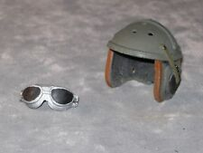 1/6 scale resin cast-WW2 US tankers helmet  for Ultimate Soldier or Dragon
