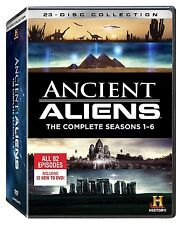 Ancient Aliens . The Complete Season 1 2 3 4 5 6 Collection . 23 DVD . NEU . OVP