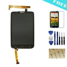 "For HTC One X/XL ATT LCD Display Touch Screen Digitizer Assembly 4.7"" Black"