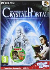 The Mystery of the Crystal Portal (PC CD)