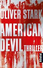 Stark, Oliver - American Devil: Thriller