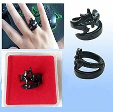 Hot & New Anime Sword Art Online Black Ring Kirigaya Kazuto Ring