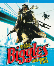 Biggles: Adventures In Time (1986) (2016, Blu-ray NEUF)