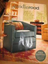 GRANDINROAD CATALOG LATE OCTOBER 2015 GIFT IT A QUICK NEW SPIN BRAND NEW