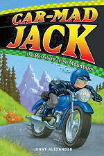 Car-mad Jack: Motorbike in the Mountains,ACCEPTABLE Bo