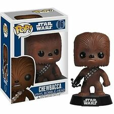 Funko Pop Star Wars Chewbacca Bobble-head Vinyl Action Figure Toy #06
