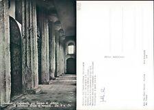 SIRACUSA - CATTEDRALE- IL COLONNATO DORICO DI MEZZODI'      (rif.fg.8683)