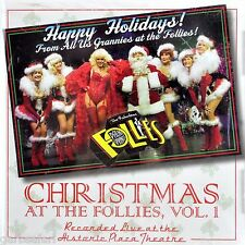 Christmas At The Fabulous Follies Vol 1 CD Palm Springs Live Plaza Theatre Gay