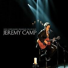 Live Unplugged by Jeremy Camp CD Franklin TN Walk by Faith I Still Believe NEW
