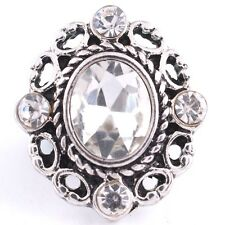 Snap It Button Charm Fit Snaps Style Jewelry   **We Combine Shipping**