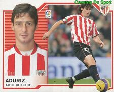 ADURIZ ESPANA ATHLETIC CLUB STICKER LIGA ESTE 2008 PANINI
