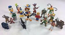 """Disney Character Toys, 19 Lot, 3"""" Height, Figure"""