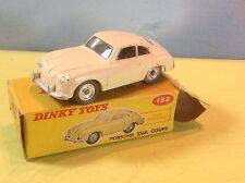 Dinky Toys 182 Porsche 356 A Coupe Avec Sa Boite