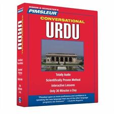 Pimsleur Urdu Conversational Course - Level 1 Lessons 1-16 CD: Learn to Speak an