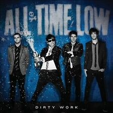 All Time Low - Dirty Work CD
