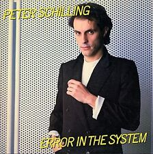 Peter Schilling - Error In The System [New CD] Expanded Version, UK - Import