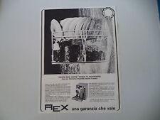 advertising Pubblicità 1967 LAVASTOVIGLIE REX 3 DINAMIC