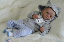 Reborn Baby Doll Rose by Olga Auer *USED*