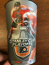 Philadelphia Flyers 2016 NHL Stanley Cup Playoffs Souvenir Cup, Giroux, Simmons