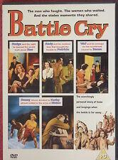 BATTLE CRY VAN HEFLIN ALDO RAY RAYMOND MASSEY WARNER UK REGION 2 DVD NEW RARE