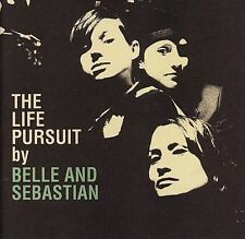 The Life Pursuit by Belle and Sebastian (CD, Feb-2006, 2 Discs, Matador (record